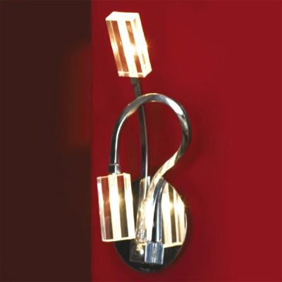Светильник Lussole LSQ-4501-02 SunLuriХай-тек<br>Настенное бра Lussole LSQ-4501-02 представлено в ультрасовременном стиле хай-тек – модном, лаконичном и минималистском в своём исполнении. Здесь нет никаких лишних деталей, а это ценность для истинных любителей лаконичной эстетики. Прекрасное сочетание переплетений и аккуратных плафонов – обязательные составляющие столь грациозного изделия. Бра Lussole LSQ-4501-02, с одной стороны, оригинально в своей презентабельности, с другой, достаточно универсально, если рассматривать возможность декорирования различных интерьеров. Не занимайтесь поиском более гармоничного светильника среди настенных собратьев, ведь перед Вами уникальный тандем современного подхода и практичного сияния!<br><br>S освещ. до, м2: 3<br>Тип лампы: галогенная / LED-светодиодная<br>Тип цоколя: G4<br>Количество ламп: 2<br>Ширина, мм: 140<br>MAX мощность ламп, Вт: 20<br>Расстояние от стены, мм: 120<br>Высота, мм: 320<br>Цвет арматуры: серебристый