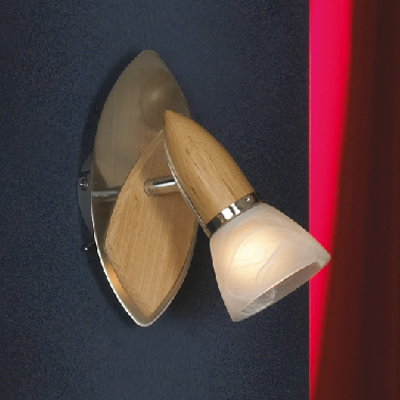 Светильник Lussole lsq-6411-01Одиночные<br>Светильники-споты – это оригинальные изделия с современным дизайном. Они позволяют не ограничивать свою фантазию при выборе освещения для интерьера. Такие модели обеспечивают достаточно качественный свет. Благодаря компактным размерам Вы можете использовать несколько спотов для одного помещения.  Интернет-магазин «Светодом» предлагает необычный светильник-спот Lussole LSQ-6411-01 по привлекательной цене. Эта модель станет отличным дополнением к люстре, выполненной в том же стиле. Перед оформлением заказа изучите характеристики изделия.  Купить светильник-спот Lussole LSQ-6411-01 в нашем онлайн-магазине Вы можете либо с помощью формы на сайте, либо по указанным выше телефонам. Обратите внимание, что у нас склады не только в Москве и Екатеринбурге, но и других городах России.<br><br>S освещ. до, м2: 3<br>Тип лампы: накал-я - энергосбер-я<br>Тип цоколя: E14<br>Количество ламп: 1<br>Ширина, мм: 90<br>MAX мощность ламп, Вт: 40<br>Расстояние от стены, мм: 200<br>Высота, мм: 190<br>Цвет арматуры: деревянный