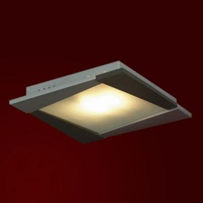 Светильник Lussole LSQ-8002-02 Cefone серебряный металликКвадратные<br>Настенно потолочный светильник Lussole (Люссоль) LSQ-8002-02 подходит как для установки в вертикальном положении - на стены, так и для установки в горизонтальном - на потолок. Для установки настенно потолочных светильников на натяжной потолок необходимо использовать светодиодные лампы LED, которые экономнее ламп Ильича (накаливания) в 10 раз, выделяют мало тепла и не дадут расплавиться Вашему потолку.<br><br>S освещ. до, м2: 20<br>Тип лампы: галогенная / LED-светодиодная<br>Тип цоколя: R7S<br>Количество ламп: 2<br>Ширина, мм: 39<br>MAX мощность ламп, Вт: 150<br>Расстояние от стены, мм: 6<br>Цвет арматуры: коричневый