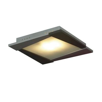 Светильник Lussole LSQ-8002-02 Cefone серебряный металликКвадратные<br>Настенно потолочный светильник Lussole (Люссоль) LSQ-8002-02 подходит как для установки в вертикальном положении - на стены, так и для установки в горизонтальном - на потолок. Для установки настенно потолочных светильников на натяжной потолок необходимо использовать светодиодные лампы LED, которые экономнее ламп Ильича (накаливания) в 10 раз, выделяют мало тепла и не дадут расплавиться Вашему потолку.<br><br>S освещ. до, м2: 20<br>Тип лампы: галогенная / LED-светодиодная<br>Тип цоколя: R7S<br>Цвет арматуры: коричневый<br>Количество ламп: 2<br>Ширина, мм: 39<br>Расстояние от стены, мм: 6<br>MAX мощность ламп, Вт: 150