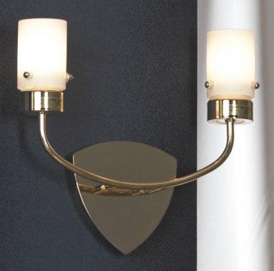 Светильник Lussole LSQ-9211-02 Bari золотоМодерн<br>В интернет-магазине «Светодом» представлен широкий выбор настенных бра по привлекательной цене. Это качественные товары от популярных мировых производителей. Благодаря большому ассортименту Вы обязательно подберете под свой интерьер наиболее подходящий вариант.  Оригинальное настенное бра Lussole LSQ-9211-02 можно использовать для освещения не только гостиной, но и прихожей или спальни. Модель выполнена из современных материалов, поэтому прослужит на протяжении долгого времени. Обратите внимание на технические характеристики, чтобы сделать правильный выбор.  Чтобы купить настенное бра Lussole LSQ-9211-02 в нашем интернет-магазине, воспользуйтесь «Корзиной» или позвоните менеджерам компании «Светодом» по указанным на сайте номерам. Мы доставляем заказы по Москве, Екатеринбургу и другим российским городам.<br><br>S освещ. до, м2: 5<br>Тип лампы: галогенная / LED-светодиодная<br>Тип цоколя: G9<br>Количество ламп: 2<br>Ширина, мм: 250<br>MAX мощность ламп, Вт: 40<br>Расстояние от стены, мм: 90<br>Высота, мм: 220<br>Оттенок (цвет): белый<br>Цвет арматуры: золотой
