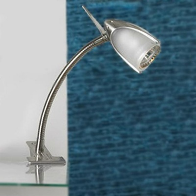 Светильник на прищепке Lussole LST-3914-01 никельНа прищепке<br>Светильники-споты – это оригинальные изделия с современным дизайном. Они позволяют не ограничивать свою фантазию при выборе освещения для интерьера. Такие модели обеспечивают достаточно качественный свет. Благодаря компактным размерам Вы можете использовать несколько спотов для одного помещения.  Интернет-магазин «Светодом» предлагает необычный светильник-спот Lussole LST-3914-01 по привлекательной цене. Эта модель станет отличным дополнением к люстре, выполненной в том же стиле. Перед оформлением заказа изучите характеристики изделия.  Купить светильник-спот Lussole LST-3914-01 в нашем онлайн-магазине Вы можете либо с помощью формы на сайте, либо по указанным выше телефонам. Обратите внимание, что у нас склады не только в Москве и Екатеринбурге, но и других городах России.<br><br>S освещ. до, м2: 4<br>Тип лампы: галогенная / LED-светодиодная<br>Тип цоколя: GU10<br>Количество ламп: 1<br>Ширина, мм: 60<br>MAX мощность ламп, Вт: 50<br>Высота, мм: 350<br>Цвет арматуры: серый