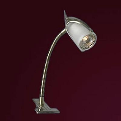Светильник на прищепке Lussole LST-3924-01 бронзаНа прищепке<br>Светильники-споты – это оригинальные изделия с современным дизайном. Они позволяют не ограничивать свою фантазию при выборе освещения для интерьера. Такие модели обеспечивают достаточно качественный свет. Благодаря компактным размерам Вы можете использовать несколько спотов для одного помещения.  Интернет-магазин «Светодом» предлагает необычный светильник-спот Lussole LST-3924-01 по привлекательной цене. Эта модель станет отличным дополнением к люстре, выполненной в том же стиле. Перед оформлением заказа изучите характеристики изделия.  Купить светильник-спот Lussole LST-3924-01 в нашем онлайн-магазине Вы можете либо с помощью формы на сайте, либо по указанным выше телефонам. Обратите внимание, что у нас склады не только в Москве и Екатеринбурге, но и других городах России.<br><br>S освещ. до, м2: 4<br>Тип лампы: галогенная / LED-светодиодная<br>Тип цоколя: GU10<br>Количество ламп: 1<br>Ширина, мм: 60<br>MAX мощность ламп, Вт: 50<br>Высота, мм: 350<br>Цвет арматуры: бронзовый