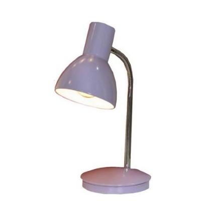 Настольная лампа Lussole LST-4834-01Офисные<br>Настольная лампа – это не просто источник дополнительного освещения, но и оригинальный элемент декора. Его можно установить в спальне, гостиной, кабинете и других комнатах. Интернет-магазин «Светодом» предлагает настольные лампы разных стилей по доступным ценам. Благодаря большому ассортименту Вы обязательно найдете в нашем каталоге именно ту модель, которую искали.   Настольная лампа Lussole LST-4834-01 – прекрасный вариант для завершения интерьера. Ее можно включить одновременно с люстрой для более яркого освещения или без нее для создания уютной атмосферы, настраивающей на отдых.   Купить настольную лампу Lussole LST-4834-01 Вы можете с помощью виртуальной «Корзины» или по контактным номерам, указанным на сайте.<br><br>S освещ. до, м2: 4<br>Тип лампы: накал-я - энергосбер-я<br>Тип цоколя: E27<br>Количество ламп: 1<br>Ширина, мм: 140<br>MAX мощность ламп, Вт: 60<br>Высота, мм: 280-400<br>Цвет арматуры: синий