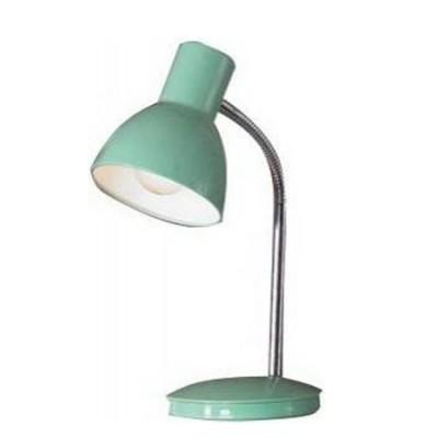 Настольная лампа Lussole LST-4844-01Офисные<br>Настольная лампа – это не просто источник дополнительного освещения, но и оригинальный элемент декора. Его можно установить в спальне, гостиной, кабинете и других комнатах. Интернет-магазин «Светодом» предлагает настольные лампы разных стилей по доступным ценам. Благодаря большому ассортименту Вы обязательно найдете в нашем каталоге именно ту модель, которую искали.   Настольная лампа Lussole LST-4844-01 – прекрасный вариант для завершения интерьера. Ее можно включить одновременно с люстрой для более яркого освещения или без нее для создания уютной атмосферы, настраивающей на отдых.   Купить настольную лампу Lussole LST-4844-01 Вы можете с помощью виртуальной «Корзины» или по контактным номерам, указанным на сайте.<br><br>S освещ. до, м2: 4<br>Тип лампы: накал-я - энергосбер-я<br>Тип цоколя: E27<br>Количество ламп: 1<br>Ширина, мм: 140<br>MAX мощность ламп, Вт: 60<br>Высота, мм: 280-400<br>Цвет арматуры: зеленый