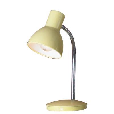 Настольная лампа Lussole LST-4884-01Офисные<br>Настольная лампа – это не просто источник дополнительного освещения, но и оригинальный элемент декора. Его можно установить в спальне, гостиной, кабинете и других комнатах. Интернет-магазин «Светодом» предлагает настольные лампы разных стилей по доступным ценам. Благодаря большому ассортименту Вы обязательно найдете в нашем каталоге именно ту модель, которую искали.   Настольная лампа Lussole LST-4884-01 – прекрасный вариант для завершения интерьера. Ее можно включить одновременно с люстрой для более яркого освещения или без нее для создания уютной атмосферы, настраивающей на отдых.   Купить настольную лампу Lussole LST-4884-01 Вы можете с помощью виртуальной «Корзины» или по контактным номерам, указанным на сайте.<br><br>S освещ. до, м2: 4<br>Тип лампы: накал-я - энергосбер-я<br>Тип цоколя: E27<br>Количество ламп: 1<br>Ширина, мм: 140<br>MAX мощность ламп, Вт: 60<br>Высота, мм: 280-400<br>Цвет арматуры: желтый