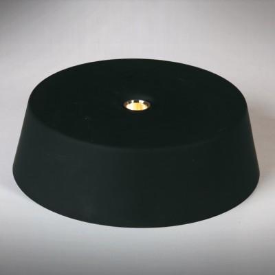 Плафон LUSSOLE LSX-1750-00 CAGLIARI матовый черный (малый)Плафоны<br><br><br>Диаметр, мм мм: 200<br>Высота, мм: 70