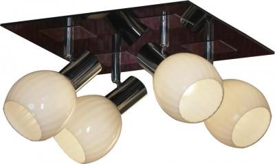 Светильник Lussole LSX-5507-04Потолочные<br>Компания «Светодом» предлагает широкий ассортимент люстр от известных производителей. Представленные в нашем каталоге товары выполнены из современных материалов и обладают отличным качеством. Благодаря широкому ассортименту Вы сможете найти у нас люстру под любой интерьер. Мы предлагаем как классические варианты, так и современные модели, отличающиеся лаконичностью и простотой форм. <br>Стильная люстра Flamelli FL3108-6C станет украшением любого дома. Эта модель от известного производителя не оставит равнодушным ценителей красивых и оригинальных предметов интерьера. Люстра Flamelli FL3108-6C обеспечит равномерное распределение света по всей комнате. При выборе обратите внимание на характеристики, позволяющие приобрести наиболее подходящую модель. <br>Купить понравившуюся люстру по доступной цене Вы можете в интернет-магазине «Светодом».<br><br>Установка на натяжной потолок: Ограничено<br>S освещ. до, м2: 8<br>Крепление: Планка<br>Тип лампы: Накаливания / энергосбережения / светодиодная<br>Тип цоколя: E14<br>Цвет арматуры: серебристый<br>Количество ламп: 4<br>Ширина, мм: 290<br>Длина, мм: 290<br>Высота, мм: 180<br>MAX мощность ламп, Вт: 40