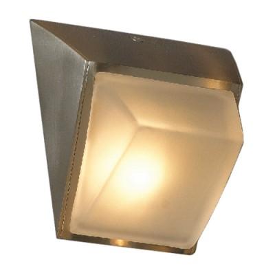 Светильник Lussole LSC-6801-01 Corvara никельСовременные<br>Настенно-потолочные светильники подходят как для установки на стены, так и для установки на потолок. Для установки настенно-потолочные светильники на натяжные потолки необходимо<br><br>S освещ. до, м2: 3<br>Тип лампы: галогенная / LED-светодиодная<br>Тип цоколя: G9<br>Количество ламп: 1<br>Ширина, мм: 110<br>MAX мощность ламп, Вт: 40<br>Расстояние от стены, мм: 70<br>Высота, мм: 120<br>Оттенок (цвет): белый<br>Цвет арматуры: серый