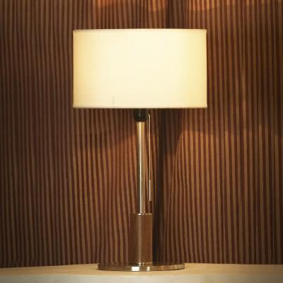 Настольная лампа Lussole LSC-7114-01 SILVIКлассические<br>Настольная лампа – это не просто источник дополнительного освещения, но и оригинальный элемент декора. Его можно установить в спальне, гостиной, кабинете и других комнатах. Интернет-магазин «Светодом» предлагает настольные лампы разных стилей по доступным ценам. Благодаря большому ассортименту Вы обязательно найдете в нашем каталоге именно ту модель, которую искали.   Настольная лампа Lussole LSC-7114-01 – прекрасный вариант для завершения интерьера. Ее можно включить одновременно с люстрой для более яркого освещения или без нее для создания уютной атмосферы, настраивающей на отдых.   Купить настольную лампу Lussole LSC-7114-01 Вы можете с помощью виртуальной «Корзины» или по контактным номерам, указанным на сайте.<br><br>S освещ. до, м2: 4<br>Тип лампы: накал-я - энергосбер-я<br>Тип цоколя: E27<br>Цвет арматуры: серый<br>Количество ламп: 1<br>Диаметр, мм мм: 300<br>Высота, мм: 430<br>Оттенок (цвет): лен<br>MAX мощность ламп, Вт: 60