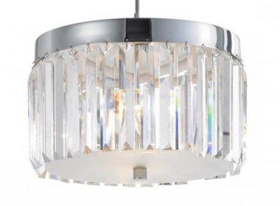 Люстра потолочная LampGustaf 550001 NICEПодвесные<br>Компания «Светодом» предлагает широкий ассортимент люстр от известных производителей. Представленные в нашем каталоге товары выполнены из современных материалов и обладают отличным качеством. Благодаря широкому ассортименту Вы сможете найти у нас люстру под любой интерьер. Мы предлагаем как классические варианты, так и современные модели, отличающиеся лаконичностью и простотой форм.  Стильная люстра LampGustaf 550001 станет украшением любого дома. Эта модель от известного производителя не оставит равнодушным ценителей красивых и оригинальных предметов интерьера. Люстра LampGustaf 550001 обеспечит равномерное распределение света по всей комнате. При выборе обратите внимание на характеристики, позволяющие приобрести наиболее подходящую модель. Купить понравившуюся люстру по доступной цене Вы можете в интернет-магазине «Светодом».<br><br>Установка на натяжной потолок: Да<br>S освещ. до, м2: 8<br>Крепление: Планка<br>Тип лампы: накаливания / энергосбережения / LED-светодиодная<br>Тип цоколя: E14<br>Количество ламп: 3<br>Ширина, мм: 280<br>MAX мощность ламп, Вт: 40<br>Высота, мм: 200<br>Цвет арматуры: серебристый