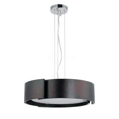 Люстра Lamplandia 30107 TangoДеревянные<br>Современный подвес с деревянным основанием цвета венге. Лампочки закрыты отражателем. Это дает рассеяный  свет приятный для глаз.  Подойдет для любого интерьера<br><br>Установка на натяжной потолок: Да<br>S освещ. до, м2: 20<br>Крепление: Планка<br>Тип лампы: накаливания / энергосбережения / LED-светодиодная<br>Тип цоколя: E27<br>Цвет арматуры: серебристый<br>Количество ламп: 5<br>Ширина, мм: 630<br>Длина, мм: 630<br>Высота, мм: 240<br>MAX мощность ламп, Вт: 40
