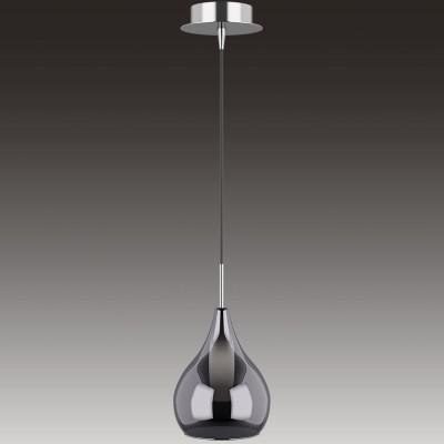 Lightstar PENTOLA 803037 Светильник подвеснойОдиночные<br><br><br>Тип товара: Светильник подвесной<br>Скидка, %: 2<br>Цветовая t, К: 2400-2800<br>Тип лампы: накаливания / энергосберегающая / светодиодная<br>Тип цоколя: G9<br>Количество ламп: 1<br>MAX мощность ламп, Вт: 40<br>Диаметр, мм мм: 120<br>Высота, мм: 1300<br>Поверхность арматуры: матовый<br>Цвет арматуры: серебристый хром