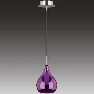 Lightstar PENTOLA 803039 Светильник подвеснойОдиночные<br><br><br>Тип товара: Светильник подвесной<br>Скидка, %: 10<br>Тип лампы: накаливания / энергосберегающая / светодиодная<br>Тип цоколя: G9<br>Количество ламп: 1<br>MAX мощность ламп, Вт: 40<br>Диаметр, мм мм: 120<br>Высота, мм: 1300<br>Поверхность арматуры: глянцевый<br>Цвет арматуры: серебристый хром