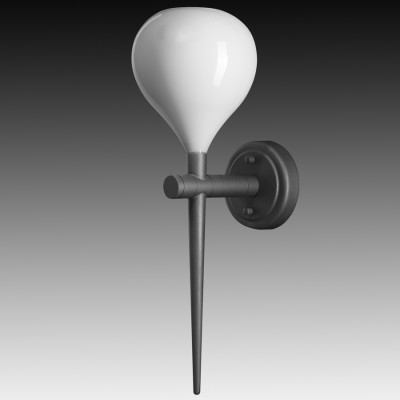 Lightstar FORMA 808650 Светильник настенный браРустика<br><br><br>Цветовая t, К: 2400-2800<br>Тип лампы: накаливания / энергосберегающая / светодиодная<br>Тип цоколя: E14<br>Количество ламп: 1<br>Ширина, мм: 150<br>MAX мощность ламп, Вт: 40<br>Выступ, мм: 210<br>Высота, мм: 480<br>Поверхность арматуры: матовый<br>Цвет арматуры: черный