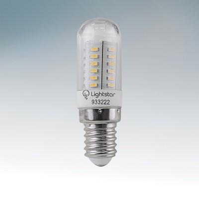 Lightstar 933224 Лампа LED 220V JC E14 3.2W=30W 260LM 360G CL 4200K 20000HСтандартный вид<br><br>