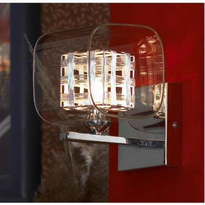 Светильник Lussole Lsc-8001-01Хай-тек<br>В интернет-магазине «Светодом» представлен широкий выбор настенных бра по привлекательной цене. Это качественные товары от популярных мировых производителей. Благодаря большому ассортименту Вы обязательно подберете под свой интерьер наиболее подходящий вариант.  Оригинальное настенное бра Lussole LSC-8001-01 можно использовать для освещения не только гостиной, но и прихожей или спальни. Модель выполнена из современных материалов, поэтому прослужит на протяжении долгого времени. Обратите внимание на технические характеристики, чтобы сделать правильный выбор.  Чтобы купить настенное бра Lussole LSC-8001-01 в нашем интернет-магазине, воспользуйтесь «Корзиной» или позвоните менеджерам компании «Светодом» по указанным на сайте номерам. Мы доставляем заказы по Москве, Екатеринбургу и другим российским городам.<br><br>S освещ. до, м2: 2<br>Тип лампы: галогенная / LED-светодиодная<br>Тип цоколя: G9<br>Количество ламп: 1<br>Ширина, мм: 120мм<br>MAX мощность ламп, Вт: 40<br>Выступ, мм: 180мм<br>Высота, мм: 190мм<br>Оттенок (цвет): Бесцветный<br>Цвет арматуры: серебристый