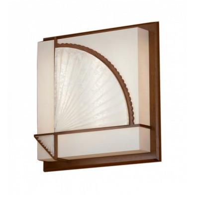 Светильник Lussole Lsf-9002-02Квадратные<br>Настенно-потолочные светильники – это универсальные осветительные варианты, которые подходят для вертикального и горизонтального монтажа. В интернет-магазине «Светодом» Вы можете приобрести подобные модели по выгодной стоимости. В нашем каталоге представлены как бюджетные варианты, так и эксклюзивные изделия от производителей, которые уже давно заслужили доверие дизайнеров и простых покупателей. <br>Настенно-потолочный светильник Lussole LSF-9002-02 станет прекрасным дополнением к основному освещению. Благодаря качественному исполнению и применению современных технологий при производстве эта модель будет радовать Вас своим привлекательным внешним видом долгое время. <br>Приобрести настенно-потолочный светильник Lussole LSF-9002-02 можно, находясь в любой точке России.<br><br>S освещ. до, м2: 3<br>Тип лампы: люминисцентная<br>Тип цоколя: 2G11<br>Цвет арматуры: коричневый<br>Количество ламп: 2<br>Ширина, мм: 45<br>Расстояние от стены, мм: 13<br>Высота, мм: 45<br>MAX мощность ламп, Вт: 24