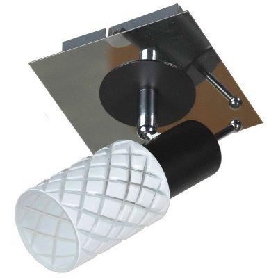 Светильник Lussole Lsx-5601-01Одиночные<br>Светильники-споты – это оригинальные изделия с современным дизайном. Они позволяют не ограничивать свою фантазию при выборе освещения для интерьера. Такие модели обеспечивают достаточно качественный свет. Благодаря компактным размерам Вы можете использовать несколько спотов для одного помещения.  Интернет-магазин «Светодом» предлагает необычный светильник-спот Lussole LSX-5601-01 по привлекательной цене. Эта модель станет отличным дополнением к люстре, выполненной в том же стиле. Перед оформлением заказа изучите характеристики изделия.  Купить светильник-спот Lussole LSX-5601-01 в нашем онлайн-магазине Вы можете либо с помощью формы на сайте, либо по указанным выше телефонам. Обратите внимание, что у нас склады не только в Москве и Екатеринбурге, но и других городах России.<br><br>S освещ. до, м2: 2<br>Тип лампы: Накаливания<br>Тип цоколя: e14<br>Количество ламп: 1<br>Ширина, мм: 140мм<br>MAX мощность ламп, Вт: 40<br>Выступ, мм: 210мм<br>Высота, мм: 110мм<br>Оттенок (цвет): белый<br>Цвет арматуры: серебристый