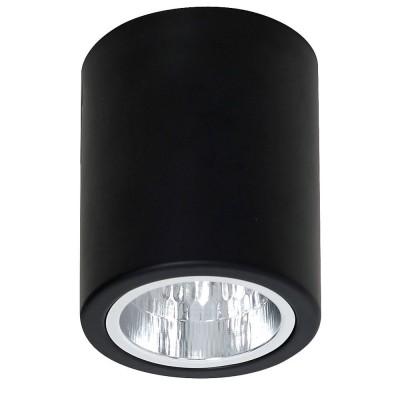 Luminex DOWNLIGHT ROUND 7235 потолочный светильникНакладные точечные<br>Настенно-потолочные светильники – это универсальные осветительные варианты, которые подходят для вертикального и горизонтального монтажа. В интернет-магазине «Светодом» Вы можете приобрести подобные модели по выгодной стоимости. В нашем каталоге представлены как бюджетные варианты, так и эксклюзивные изделия от производителей, которые уже давно заслужили доверие дизайнеров и простых покупателей.  Настенно-потолочный светильник Luminex 7235 станет прекрасным дополнением к основному освещению. Благодаря качественному исполнению и применению современных технологий при производстве эта модель будет радовать Вас своим привлекательным внешним видом долгое время. Приобрести настенно-потолочный светильник Luminex 7235 можно, находясь в любой точке России.<br><br>S освещ. до, м2: 3<br>Крепление: Потолочное<br>Тип цоколя: E27<br>Цвет арматуры: Черный<br>Количество ламп: 1<br>Диаметр, мм мм: 90<br>Размеры: размер коробки 9,5x9,5x11,5см.<br>Высота, мм: 112<br>MAX мощность ламп, Вт: 60