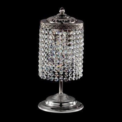 Светильник Maytoni M583-WB2-N QuadratoХрустальные<br>Для любителей классики на представленном фото изображена декоративная настольная лампа немецкой фирмы Maytoni, отличающаяся никелированной поверхностью арматуры. К данной модели понадобится две лампы мощностью 60 Ватт с цоколем Е14. Высота декоративной настольной лампы Maytoni M583-WB2-N составляет 355 миллиметров, а диаметр – 150 миллиметров. Эта настольная лампа отличается не только изысканным стилем, но и умеренной для таких изделий ценой. У нас Вы можете купить настольную лампу от Майтони себе или в подарок по оптимальной стоимости.<br><br>S освещ. до, м2: 8<br>Тип товара: Настольная лампа<br>Тип лампы: накал/сберегающие/LED<br>Тип цоколя: E14<br>Количество ламп: 2<br>MAX мощность ламп, Вт: 60<br>Диаметр, мм мм: 150<br>Высота, мм: 355<br>Цвет арматуры: серебристый