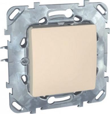 Выключатель перекрестный 1-клавишный (сх.7) MGU5.205.25ZDUnica бежевый<br>Технические характеристикиМеханизм: переключатель.Модульность: 2.Размеры: 70,9 х 70,9 мм.Степень защиты: IP40.Номинальное напряжение: 250 В~.Сечение провода: 2,5 мм2.Походящие накладки: все MGU6.002.хх.Дополнительная информация:Материал - ASA + PC для крышки механизма, сплав zamak для монт. рамы<br><br>Оттенок (цвет): Бежевый