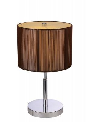 Настольная лампа Crystal lux MIKO LG1 2460/501Современные настольные лампы модерн<br>Настольная лампа – это не просто источник дополнительного освещения, но и оригинальный элемент декора. Его можно установить в спальне, гостиной, кабинете и других комнатах. Интернет-магазин «Светодом» предлагает настольные лампы разных стилей по доступным ценам. Благодаря большому ассортименту Вы обязательно найдете в нашем каталоге именно ту модель, которую искали. <br> Настольная лампа Crystal lux MIKO LG1  – прекрасный вариант для завершения интерьера. Ее можно включить одновременно с люстрой для более яркого освещения или без нее для создания уютной атмосферы, настраивающей на отдых. <br> Купить настольную лампу Crystal lux MIKO LG1  Вы можете с помощью виртуальной «Корзины» или по контактным номерам, указанным на сайте.<br><br>Тип цоколя: E27<br>Цвет арматуры: Серебристый хром<br>Количество ламп: 1<br>Диаметр, мм мм: 200<br>Высота, мм: 350<br>MAX мощность ламп, Вт: 60