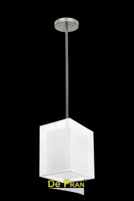 Подвес DeFran ML-D2072W-1 НАТУР ЛЁНОдиночные<br>Подвесной светильник – это универсальный вариант, подходящий для любой комнаты. Сегодня производители предлагают огромный выбор таких моделей по самым разным ценам. В каталоге интернет-магазина «Светодом» мы собрали большое количество интересных и оригинальных светильников по выгодной стоимости. Вы можете приобрести их в Москве, Екатеринбурге и любом другом городе России.  Подвесной светильник Degran DeFran ML-D2072W-1 НАТУР ЛЁН сразу же привлечет внимание Ваших гостей благодаря стильному исполнению. Благородный дизайн позволит использовать эту модель практически в любом интерьере. Она обеспечит достаточно света и при этом легко монтируется. Чтобы купить подвесной светильник Degran DeFran ML-D2072W-1 НАТУР ЛЁН, воспользуйтесь формой на нашем сайте или позвоните менеджерам интернет-магазина.<br><br>S освещ. до, м2: 3<br>Тип цоколя: E27<br>Количество ламп: 1<br>MAX мощность ламп, Вт: 60