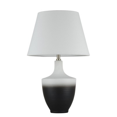 Настольная Лампа Maytoni MOD001-11-WСовременные<br>Настольная лампа – это не просто источник дополнительного освещения, но и оригинальный элемент декора. Его можно установить в спальне, гостиной, кабинете и других комнатах. Интернет-магазин «Светодом» предлагает настольные лампы разных стилей по доступным ценам. Благодаря большому ассортименту Вы обязательно найдете в нашем каталоге именно ту модель, которую искали.   Настольная лампа Maytoni MOD001-11-W – прекрасный вариант для завершения интерьера. Ее можно включить одновременно с люстрой для более яркого освещения или без нее для создания уютной атмосферы, настраивающей на отдых.   Купить настольную лампу Maytoni MOD001-11-W Вы можете с помощью виртуальной «Корзины» или по контактным номерам, указанным на сайте.<br><br>Тип лампы: Накаливания / энергосбережения / светодиодная<br>Тип цоколя: E27<br>Количество ламп: 1<br>MAX мощность ламп, Вт: 60<br>Диаметр, мм мм: 280<br>Высота, мм: 440<br>Цвет арматуры: белый