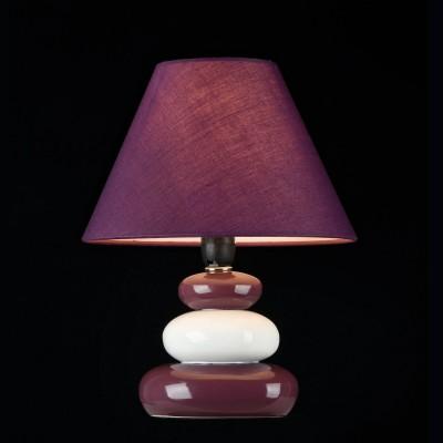 Настольная Лампа Maytoni MOD004-11-VСовременные<br>Настольная лампа – это не просто источник дополнительного освещения, но и оригинальный элемент декора. Его можно установить в спальне, гостиной, кабинете и других комнатах. Интернет-магазин «Светодом» предлагает настольные лампы разных стилей по доступным ценам. Благодаря большому ассортименту Вы обязательно найдете в нашем каталоге именно ту модель, которую искали. <br> Настольная лампа Maytoni MOD004-11-V – прекрасный вариант для завершения интерьера. Ее можно включить одновременно с люстрой для более яркого освещения или без нее для создания уютной атмосферы, настраивающей на отдых. <br> Купить настольную лампу Maytoni MOD004-11-V Вы можете с помощью виртуальной «Корзины» или по контактным номерам, указанным на сайте.<br><br>Тип лампы: Накаливания / энергосбережения / светодиодная<br>Тип цоколя: E14<br>Цвет арматуры: белый<br>Количество ламп: 1<br>Диаметр, мм мм: 180<br>Высота, мм: 260<br>MAX мощность ламп, Вт: 60