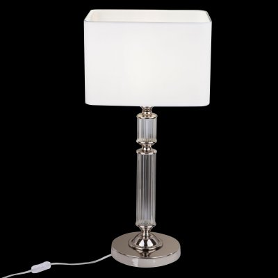 Настольная лампа Maytoni MOD020TL-01CH Ontarioсовременные настольные лампы модерн<br>