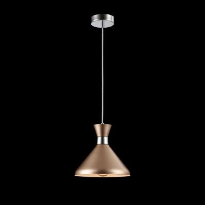 Светильник Maytoni P111-PL-225-GОдиночные<br><br><br>S освещ. до, м2: 2<br>Тип лампы: Накаливания / энергосбережения / светодиодная<br>Тип цоколя: E14<br>Количество ламп: 1<br>Диаметр, мм мм: 225<br>Высота, мм: 180 - 1380<br>MAX мощность ламп, Вт: 40