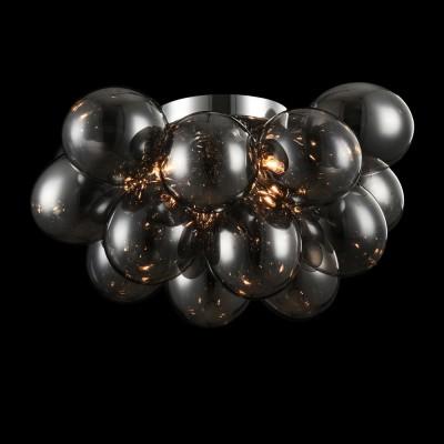 MOD112-04-N Maytoni - СветильникПотолочные<br><br><br>Установка на натяжной потолок: Да<br>S освещ. до, м2: 5<br>Тип лампы: галогенная/LED<br>Тип цоколя: G9<br>Количество ламп: 4<br>Диаметр, мм мм: 380<br>Высота, мм: 250<br>MAX мощность ламп, Вт: 28