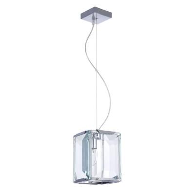 Подвесной светильник Maytoni MOD202PL-01N Cerezoодиночные подвесные светильники<br><br><br>Крепление: Планка<br>Тип лампы: Накаливания / энергосбережения / светодиодная<br>Тип цоколя: E14<br>Цвет арматуры: Серебристый никель<br>Количество ламп: 1<br>Ширина, мм: 170<br>Высота полная, мм: 975<br>Глубина, мм: 170<br>Высота, мм: 205<br>Поверхность арматуры: глянцевая<br>Оттенок (цвет): никель<br>MAX мощность ламп, Вт: 40