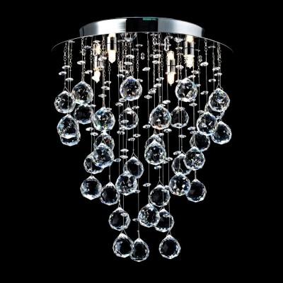 Люстра Maytoni DIA207-35-N Modern 2Каскадные<br>Словно струи водопада, ниспадающие подвески новой хрустальной люстры от компании Maytoni переливаются в свете четырех галогеновых ламп, которые производитель в данном случае заложил в стоимость представленного на фото изделия. Хрустальная люстра Maytoni DIA207-35-N имеет крупное хромированное основание, скрывающее высокотехнологичную начинку, не повлиявшую на демократичную цену товара от Майтони. Купить столь элегантный светильник, наделенный компактными габаритными размерами, можно для интерьера, выполненного в стиле модерн. Прибор идеален для украшения изысканной спальни или гостиной с высокими потолками.<br><br>Установка на натяжной потолок: Да<br>S освещ. до, м2: 10<br>Крепление: Планка<br>Тип лампы: галогенная / LED-светодиодная<br>Тип цоколя: G9<br>Цвет арматуры: серый<br>Количество ламп: 4<br>Диаметр, мм мм: 350<br>Высота, мм: 450<br>MAX мощность ламп, Вт: 40