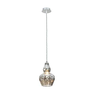 Люстра Maytoni MOD238-PL-01-B EustomaОжидается<br><br><br>Тип лампы: Накаливания / энергосбережения / светодиодная<br>Тип цоколя: E14<br>Цвет арматуры: Хром серебристый<br>Количество ламп: 1<br>Диаметр, мм мм: 160<br>Высота полная, мм: 1230<br>Высота, мм: 230<br>MAX мощность ламп, Вт: 40