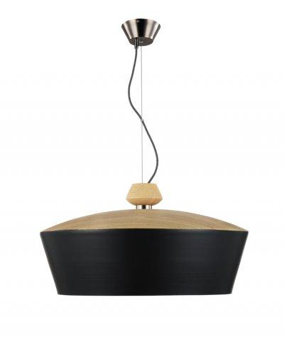 Подвесной светильник Maytoni MOD239-05-B Brava lampadaПодвесные<br>Компания «Светодом» предлагает широкий ассортимент люстр от известных производителей. Представленные в нашем каталоге товары выполнены из современных материалов и обладают отличным качеством. Благодаря широкому ассортименту Вы сможете найти у нас люстру под любой интерьер. Мы предлагаем как классические варианты, так и современные модели, отличающиеся лаконичностью и простотой форм.  Стильная люстра Maytoni MOD239-05-B станет украшением любого дома. Эта модель от известного производителя не оставит равнодушным ценителей красивых и оригинальных предметов интерьера. Люстра Maytoni MOD239-05-B обеспечит равномерное распределение света по всей комнате. При выборе обратите внимание на характеристики, позволяющие приобрести наиболее подходящую модель. Купить понравившуюся люстру по доступной цене Вы можете в интернет-магазине «Светодом».<br><br>Установка на натяжной потолок: Да<br>S освещ. до, м2: 10<br>Тип цоколя: E14<br>Количество ламп: 5<br>Диаметр, мм мм: 500<br>Высота, мм: 1510<br>MAX мощность ламп, Вт: 40