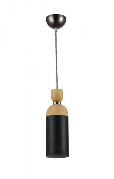 Подвесной светильник Maytoni MOD239-11-B Brava lampadaОдиночные<br><br><br>Тип товара: Подвесной светильник<br>Тип цоколя: E14<br>Количество ламп: 1<br>MAX мощность ламп, Вт: 40<br>Диаметр, мм мм: 105<br>Высота, мм: 1565