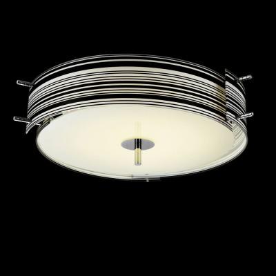 MOD310-18-WB Maytoni - СветильникПотолочные<br><br><br>S освещ. до, м2: 8<br>Тип лампы: LED<br>Тип цоколя: LED<br>MAX мощность ламп, Вт: 21<br>Диаметр, мм мм: 506<br>Высота, мм: 176