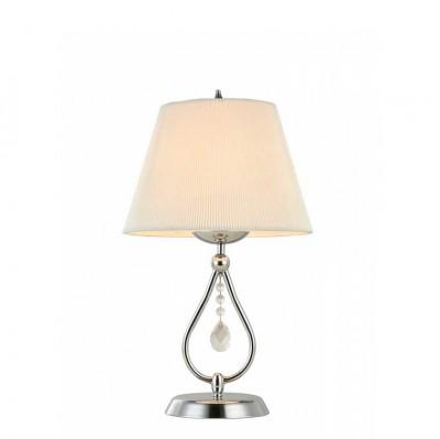 Светильник Maytoni MOD334-TL-01-N TaliaСовременные настольные лампы модерн<br>Настольная лампа – это не просто источник дополнительного освещения, но и оригинальный элемент декора. Его можно установить в спальне, гостиной, кабинете и других комнатах. Интернет-магазин «Светодом» предлагает настольные лампы разных стилей по доступным ценам. Благодаря большому ассортименту Вы обязательно найдете в нашем каталоге именно ту модель, которую искали. <br> Настольная лампа Maytoni MOD334-TL-01-N – прекрасный вариант для завершения интерьера. Ее можно включить одновременно с люстрой для более яркого освещения или без нее для создания уютной атмосферы, настраивающей на отдых. <br> Купить настольную лампу Maytoni MOD334-TL-01-N Вы можете с помощью виртуальной «Корзины» или по контактным номерам, указанным на сайте.<br><br>S освещ. до, м2: 2<br>Тип лампы: Накаливания / энергосбережения / светодиодная<br>Тип цоколя: E14<br>Количество ламп: 1<br>Диаметр, мм мм: 280<br>Высота, мм: 500<br>Поверхность арматуры: глянцевая<br>Оттенок (цвет): серебристый никель<br>MAX мощность ламп, Вт: 40