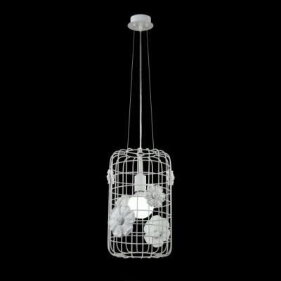 Люстра Maytoni MOD346-PL-01-W FreeflowОдиночные<br><br><br>Тип лампы: Накаливания / энергосбережения / светодиодная<br>Тип цоколя: E27<br>Цвет арматуры: Белый<br>Количество ламп: 1<br>Диаметр, мм мм: 230<br>Глубина, мм: 230<br>Оттенок (цвет): Белый<br>MAX мощность ламп, Вт: 60