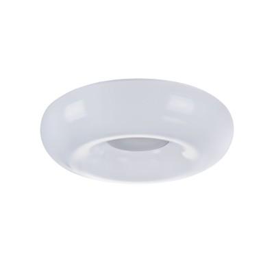 Люстра  Maytoni MOD362-CL-01-60W-W Music 60люстры хай тек потолочные<br><br><br>S освещ. до, м2: 24<br>Тип лампы: LED-светодиодная<br>Тип цоколя: LED 3000 LM<br>Цвет арматуры: Белый<br>Количество ламп: 1<br>Диаметр, мм мм: 495<br>Высота, мм: 131<br>MAX мощность ламп, Вт: 60