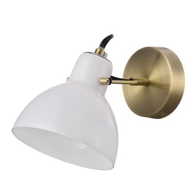 Бра Maytoni MOD407-WL-01-BZ DanielСовременные<br><br><br>Тип лампы: Накаливания / энергосбережения / светодиодная<br>Тип цоколя: E14<br>Цвет арматуры: Бронза<br>Количество ламп: 1<br>Ширина, мм: 140<br>Высота полная, мм: 180<br>Глубина, мм: 230<br>Высота, мм: 180<br>MAX мощность ламп, Вт: 40