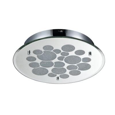 Светильник Maytoni MOD445-01-N GlitterКвадратные<br>Настенно-потолочные светильники – это универсальные осветительные варианты, которые подходят для вертикального и горизонтального монтажа. В интернет-магазине «Светодом» Вы можете приобрести подобные модели по выгодной стоимости. В нашем каталоге представлены как бюджетные варианты, так и эксклюзивные изделия от производителей, которые уже давно заслужили доверие дизайнеров и простых покупателей. <br>Настенно-потолочный светильник Maytoni MOD445-01-N станет прекрасным дополнением к основному освещению. Благодаря качественному исполнению и применению современных технологий при производстве эта модель будет радовать Вас своим привлекательным внешним видом долгое время. <br>Приобрести настенно-потолочный светильник Maytoni MOD445-01-N можно, находясь в любой точке России.<br><br>S освещ. до, м2: 7<br>Тип цоколя: LED<br>Количество ламп: 1<br>Диаметр, мм мм: 350<br>Высота, мм: 65<br>MAX мощность ламп, Вт: 18