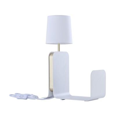 Купить со скидкой Настольная лампа Maytoni MOD618TL-01W Karl Modern