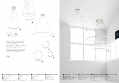 Светильник бра Maytoni MOD807-WL-01-12-W NolaОжидается<br><br><br>Тип цоколя: LED 800 LM<br>Цвет арматуры: Белый<br>Глубина, мм: 200<br>Оттенок (цвет): Белый<br>MAX мощность ламп, Вт: 12