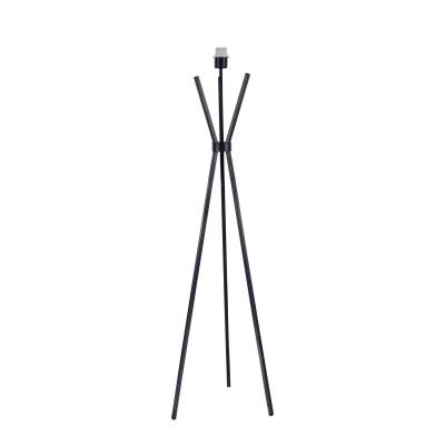 Основание для торшера  Maytoni MOD974-FLBase-01-Black TorontoСовременные<br><br><br>Тип лампы: Накаливания / энергосбережения / светодиодная<br>Тип цоколя: E27<br>Цвет арматуры: Черный<br>Количество ламп: 1<br>Диаметр, мм мм: 350<br>Высота, мм: 1290<br>MAX мощность ламп, Вт: 60