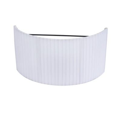 Абажур для бра Maytoni MOD974-WLShade-White Torontoабажуры для светильников<br>Абажур   MOD974-WLShade-White от немецкого производителя Maytoni  универсальное изделие, которое органично впишется как в классические, так и в современные интерьеры, будет одинаково хорошо смотреться в гостиной, спальне, детской или кабинете. Плафон из  перфорированной  плотной  ткани  изготовлен на высоком уровне. Подберите себе абажур по размеру  и расцветки.  Вы можете купить качественный сменный аксессуар  за приемлемую стоимость .<br> Для покупки устройства просто нажмите кнопку «добавить в корзину» или свяжитесь с нашими менеджерами.