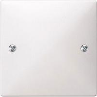Merten SD Бел Заглушка на винтах (термопласт) (MTN662219)Merten Schneider Electric<br>Merten SD белого цвета Заглушка на винтах (термопласт) (MTN662219) является неотъемлемой частью коллекции, важной электротехнической необходимостью в доме и эстетически красивым элементом в концепции всего дизайна помещения. В одной комнате рекомендовано устанавливать розетки и выключатели одного производителя, серии и оттенка для гармоничного сочетания всей электрики.