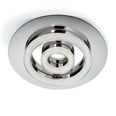 Потолочный светильник Mantra 5115 DIAMANTEкруглые светильники<br>Настенно-потолочные светильники – это универсальные осветительные варианты, которые подходят для вертикального и горизонтального монтажа. В интернет-магазине «Светодом» Вы можете приобрести подобные модели по выгодной стоимости. В нашем каталоге представлены как бюджетные варианты, так и эксклюзивные изделия от производителей, которые уже давно заслужили доверие дизайнеров и простых покупателей.  Настенно-потолочный светильник Mantra 5115 станет прекрасным дополнением к основному освещению. Благодаря качественному исполнению и применению современных технологий при производстве эта модель будет радовать Вас своим привлекательным внешним видом долгое время. Приобрести настенно-потолочный светильник Mantra 5115 можно, находясь в любой точке России.<br><br>S освещ. до, м2: 7<br>Тип лампы: LED<br>Цвет арматуры: бежевый песочный<br>Диаметр, мм мм: 350<br>Высота, мм: 62<br>MAX мощность ламп, Вт: 18